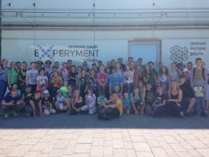 11. Centrum Nauki Experyment w Gdynii.